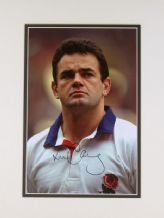 Will Carling Autograph Signed Photo - Rugby